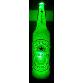 Abajur Da Heineken