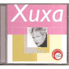Cd - Xuxa - Pérolas - Edição Limitada - Novo, Lacrado