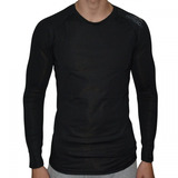 Camisa Termica Adidas no Mercado Livre Brasil 451734b2a9da8