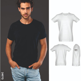 Molde Camiseta Masculina Básica Com Peça Piloto Aprovada
