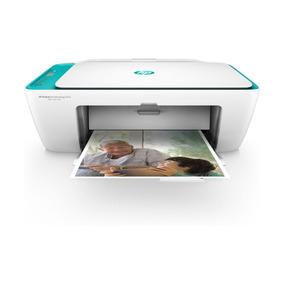 Impressora Hp Multifuncional Com Scanner 2675 Wi Fi Colorida