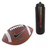 Kit Bola Nike Futebol Americano All Field 3.0 + Squeeze