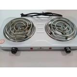 Cocina Electrica 2 Hornillas. 110v