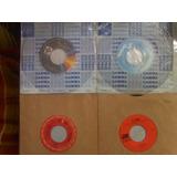 Eps 7 Pulgadas Acetato Musica Disco + Cd Transfer De Regalo