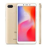 Celular Xiaomi Redmi 6 4gb Ram 64gb Tela 5,45