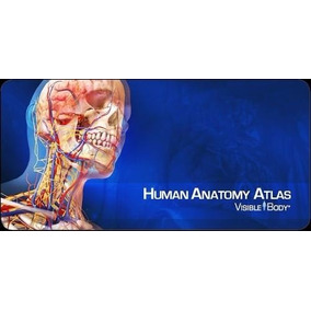 Atlas Anatomia 3d - Visible Body 2018 ( Software Completo )