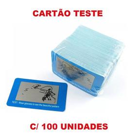6e2ce9f2f730d Cartão Teste De Lentes Polarizadas Outros - Óculos no Mercado Livre ...
