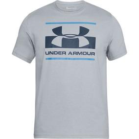 Under Armour Playera Blocked Sportstyle Logo Para Hombre