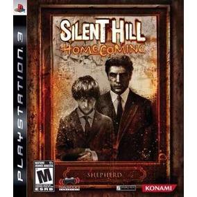 Silent Hill Homecoming Ps3 Mídia Física