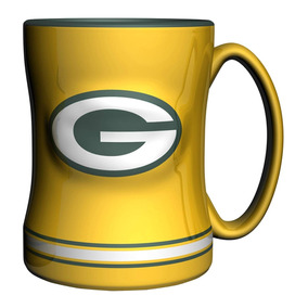 Nfl Packers Green Bay Taza 400 Ml +envio Gratis 860717ca5f3