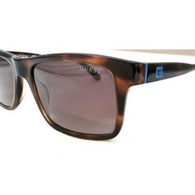 Oculos De Sol Quadrado Feminino Guess - Óculos De Sol no Mercado ... 72b64f46c0