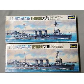 Japan Light Cruiser-heavycruiser- Hasegawa Tenryu 1/700