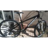 Bicicleta Aro 29x16 First Willix Shimano Altus 24vl Disco