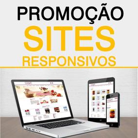 Site Institucional Responsivo, Promoção