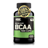 Bcaa Optimum On 200 Caps - Importado - Original!