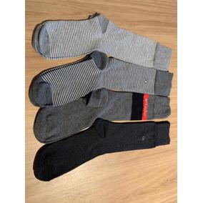 Kit Meias Calvin Klein - Calçados, Roupas e Bolsas no Mercado Livre ... 8a552acb71