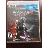 Ninja Gaiden 3 Ps3* Play Magic