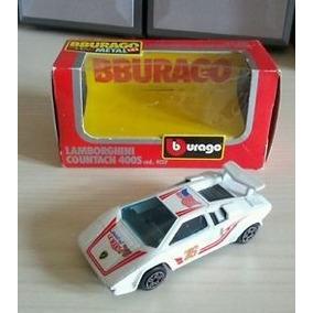 Lamborghini Countach 1:43 Bburago Nuevo