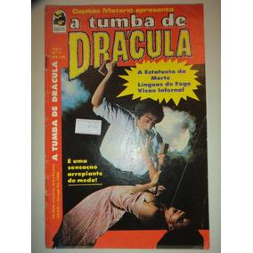 A Tumba De Dracula 11 Editora Bloch 1978 Excelente