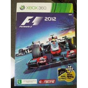 Formula 1 Senna 2012 Xbox 360
