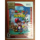 Juego Nintendo Wii Mario Power Tennis