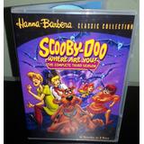 Dvd Scooby-doo Show - Terceira Temporada + Bônus ( 4 Dvds )