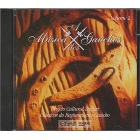 A Música Dos Gaúchos - Cd Clássicos Do Regionalismo Volume 2
