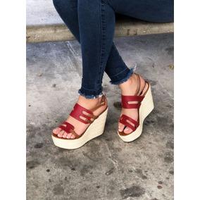 Zapatos Plataforma De Moda - Sandalias para Mujer en Mercado Libre ... 9a81f29778ae