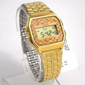 e054bda890e Relogio Casio Feminino Dourado - Relógio Casio no Mercado Livre Brasil