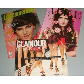 Moda - Lote 20 Catálogos E Revistas