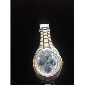 ac1e87471b46 Reloj Fossil Blue 100mts Ref.9087