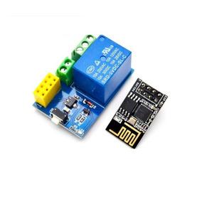 Módulo Relé Wifi Esp8266 - Esp01 | Iot Maker