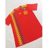Camiseta España 2018 Mundial Home adidas