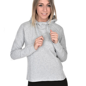Buzo Canguro Puma Hooder Cover Up Para Dama Con Capucha
