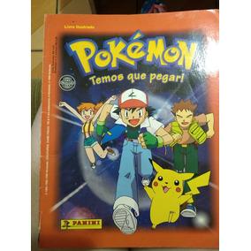 Album De Figurinhas Pokemon