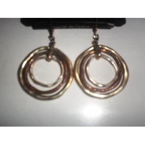 22df920683cc Aretes De Oro Para Mujeres - Aretes Acero Sin Piedras en Mercado ...