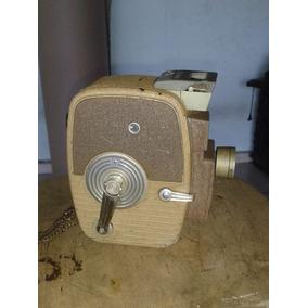 Filmadora Keynstone Tuventi Antiga A Corda (only Wood)