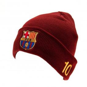 El Fc Barcelona De Punto Gorra De T   T Messi 3296a67da76