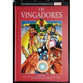 Coleção Salvat - Os Heróis Mais Poderosos Marvel