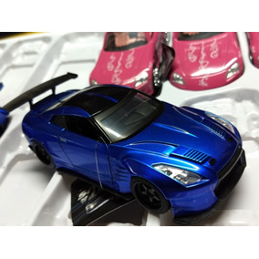 Nissan Gt-r Velozes E Furiosos 1:32 Jada Toys