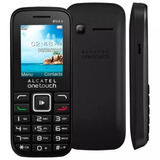 Celular Barato Alcatel Ot1050 Dual Chip Radio Para Idoso