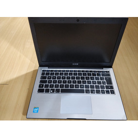 Notebook Ultrathin S23 Win Com 4gb Ram Sss 128gb 13.3 Intel