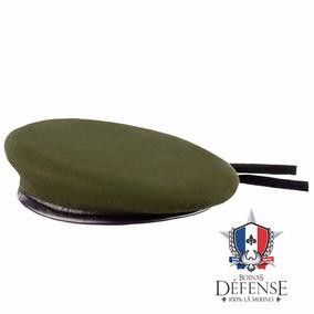 Boina Francesa Masculina Militar - Boinas para Masculino no Mercado ... 62ead280909