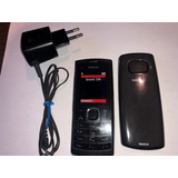 Celular Nokia X1-00 X1 00 De 1 Chip Desbloqueado