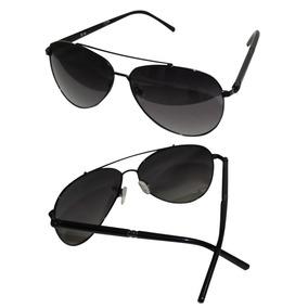 509c81b559a18 Óculos De Sol Aviador Unissex Lente Degrade Suave Uv400