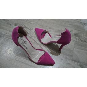 Sandália Scarpin Pink