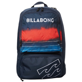 Mochila Billabong Juggernaught Navy Red