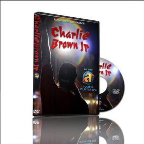 dvd charlie brown jr planeta atlantida 2012
