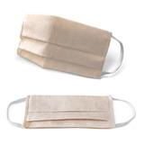 Mascara Tecido 10 Und Proteção Forro Lavável Não Descartavel
