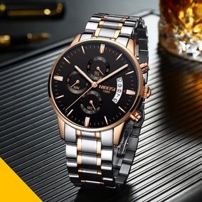 d45937b546e Relogio Dourado - Relógios De Pulso em Porto Alegre no Mercado Livre ...